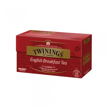 25 FILTRI TWININGS ENGLISH...