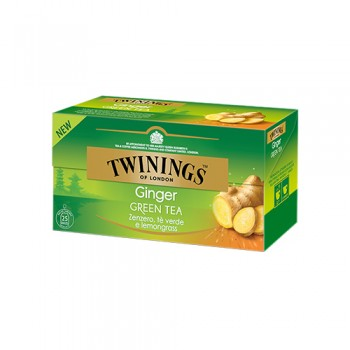 25 FILTRI TWININGS GINGER...