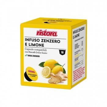 10 CAPSULE ZENZERO E LIMONE...