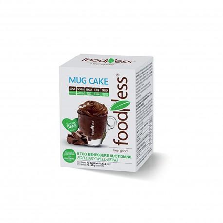10 BUSTINE FOODNESS MUG CAKE
