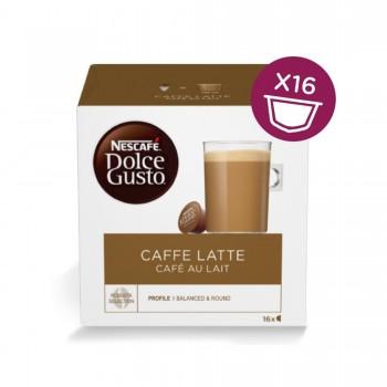 16 CAPSULE CAFFELATTE...
