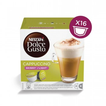16 CAPSULE CAPPUCCINO LIGHT...