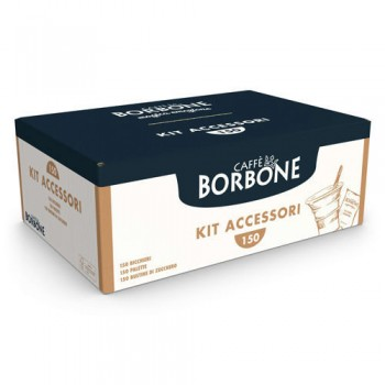 KIT ACCESSORI BORBONE x150pz.