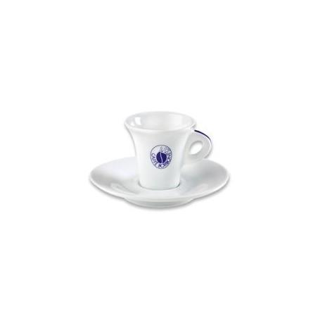 TAZZA DA CAFFE CON PIATTINO BORBONE