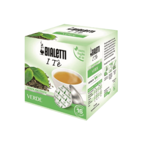 12 CAPSULE BIALETTI THE' VERDE