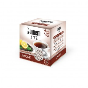12 CAPSULE BIALETTI THE'...